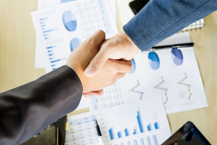 Telecommunications Mergers between two businesses