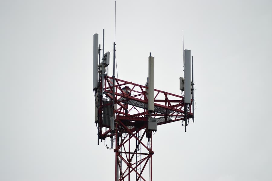 Open internet cell tower