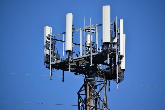 5G telecommunication tower