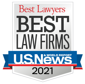 Best Law Firms - 2021