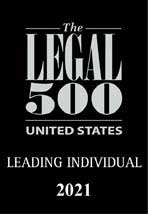 2013-2021: Leading Lawyer - Telecoms and Broadcast: Regulatory